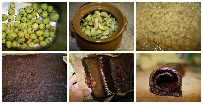 Как готовить мармелад из яблок
